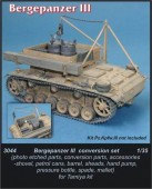 CMK3044 Bergepanzer III - conversion set for TAM