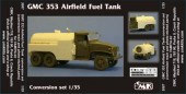 CMK3087 GMC 353 Airfield Fuel Tank conv. For TAM