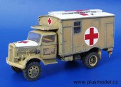 PM092 Opel Blitz 4x4 Ambulance