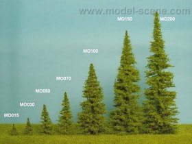 MO150 Larch 140-160 mm (3 pcs.)