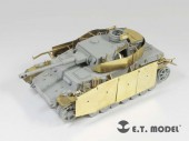 E35-084 WWII German Pz.Kpfw.IV Ausf.F2/G Basic For DRAGON Smart Kit