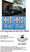 LZ35307 Upgrade set No.5 for BR86 locomotive