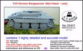 LZ35401 German Bergepanzer Hetzer - early