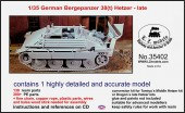 LZ35402 German Bergepanzer Hetzer - late