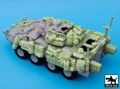 T35053 Canadian    LAV III LORIT accessories set