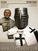 CR-20011 TEUTONIC KNIGHT / Hochmeister 12th Century A.D.