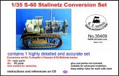 LZ35409 S-60 Stalinetz Tractor Conversion set