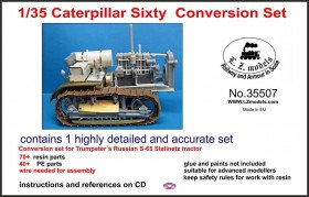 LZ35507  Caterpillar Sixty Tractor Conversion set
