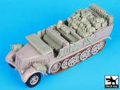 T35072 Sd. Kfz. 8 big accessories set