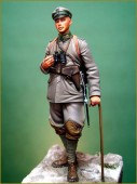YM7001 Oberleutnant 3rd Light Infantry Regiment 1917