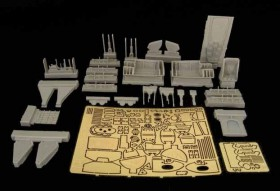 BRL48023 Fairey Barracuda MkI-III complete detail set
