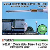 DM35015 M68A1 105mm Metal Barrel Late Type(for M60A3)