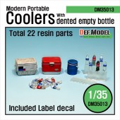 DM35013 Moderm U.S portable Cooler set