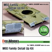 DM35002 M60 Series Update set (for Tamiya/Academy 1/35)