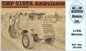 MM35106 CMP C15TA Armoured Ambulance