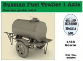 MM35204 Russian Fuel Trailer Assembly Guide