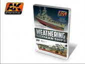 AK 651DVD NTSC Weathering German Ships (USA/JAPAN)