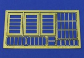 SV-04 Windows, doors, hatch jambes various scales (second selection)