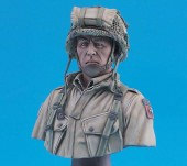 LF2104 200mm Bust - US 82ND AIRBORNE W/BASE