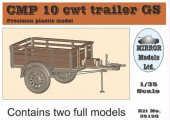 MM35150 CMP 10cwt Trailer GS (2kits)
