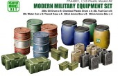 PPA4001 1/35 Modern Military Equipment Set