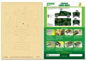 PPA5097 Airbrush CAMO-MASK for 1/35 M1025 Camouflage Scheme