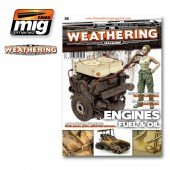 A.MIG-4503 Issue 4. ENGINE, GREASE AND OIL  English