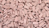 23023 Bricks (RF) medium brick-red