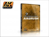 AK 652 DVD AIRBRUSH ESSENTIAL TRAINING ( PAL)