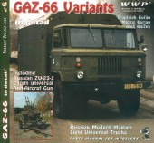 WWP006 green GAZ-66 in detail