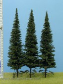 SK302 Spruce with short trunk 280-320 mm (2 pcs.)