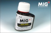 MIG P220 DARK WASH For vehicles in allied green, panzer grey, german camo and dark colors.