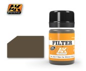 AK 262 FILTER FOR BROWM WOOD