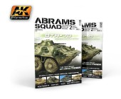 ABSQ 02 EN ABRAMS SQIUAD №2 ENGLISH  EXCLUSIVE DISTRIBUTION