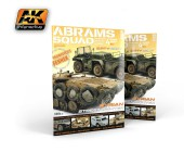 ABSQ 04 EN ABRAMS SQIUAD №4 ENGLISH  EXCLUSIVE DISTRIBUTION