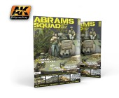 ABSQ 05 EN ABRAMS SQIUAD №5 ENGLISH  EXCLUSIVE DISTRIBUTION