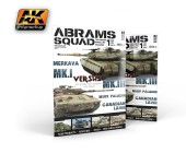 ABSQ 01 EN ABRAMS SQIUAD №1 ENGLISH  EXCLUSIVE DISTRIBUTION