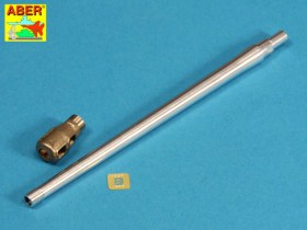 35 L-126 Russian 122 mm D-25T tank barrel for IS-3