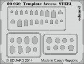 EDU-00030 Template Access STEEL