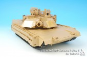 ME-35017 M1A2 SEP Abrams for TAMIYA