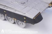 MA-35009 Russian T-72B/T-90/T-90A Side skirts set for Trumpeter