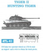 ATL-41 Траки Tiger II, Hunting Tiger