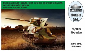 MM35202 Russian ZiS 30 SPG