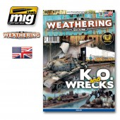 A.MIG-4508 Issue 9. K.O. AND WRECKS English