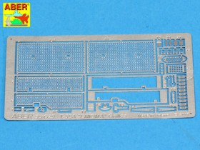 35 G29 Grilles for Russian tank T-55 ENIGMA also for T-55A