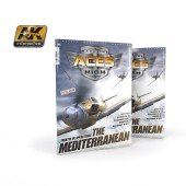 AK2906 ACES HIGH MAGAZINE ISSUE 4 THE MEDITERRANEAN (English)