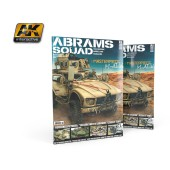 ABSQ 08 ENG ABRAMS SQUAD 08 ENGLISH