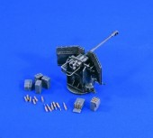 VP 1658 1:35 German 5cm KWK 1/42 Gun for Fortifications
