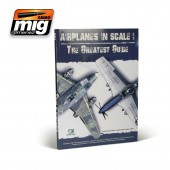 AMIG-EURO0001 AIRPLANES IN SCALE: THE GREATEST GUIDE (English Version)