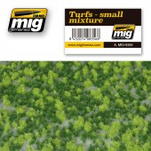 AMIG8356 TURFS - SMALL MIXTURE